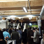 The #KC #startup community is celebrating 2nite! The new @thinkbigKC space is officially open for biz! #LaunchParty http://t.co/hta1svvXeg