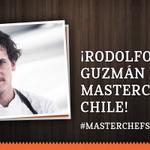 En #MasterChefSemifinal @RGBorago Asesor Gastronómico d @ChileExpoMilan la Feria d Alimentos más importante del Mundo http://t.co/nIbcMi0sBY