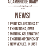 Please follow the fabulous #Cambridge Diarist @acambridgediary & stay tuned for info about his upcoming exhibitions. http://t.co/XfG5L0gYm4