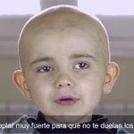 Emotivo vídeo en el que Daniel, un niño enfermo de leucemia, dice que donar médula no duele ▶ http://t.co/wilaAbesVm http://t.co/2oGefUHhRi