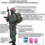 @LucioQuincioC : #SINGARANTÍAS Conozcan lo que contiene el uniforme de los Militares de Vzla http://t.co/LxUnfBN8FQ
