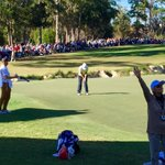 Awesome crowd support at this weeks @lpga season opener in Ocala, FL. #CoatesGolfChamp http://t.co/LbPfHBkcpw