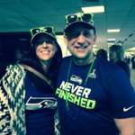 Randi Green, the mom of a young #530slide victim who loved the #Seahawks has arrived in Phoenix for #sb49! http://t.co/OPVNEHNB7j
