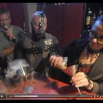 #VIDEO: Check out the winning cocktail from the #Snowdown Bartender's Contest at Moe's lounge. http://t.co/Ipnqin2lnO http://t.co/V2iJxp0seS