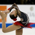 "4'10"" and 15 years old.  Karen Chen looks to become one of #TeamUSA's top skaters. http://t.co/hroj17zc10"