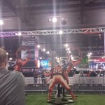 Holy cow. @Photo4KXLY has a cannon. @700espn #kxly #nflexperience http://t.co/O7Y9gGw6dr