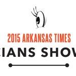 The 2015 Musicians Showcase start tonight at 9 at @StickyzLR ::: http://t.co/0AZpxWwI5y http://t.co/94gFs8XirI