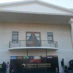 2° Encuentro Int. de Danzas Folklóricas (@ Atio de la I. Municipalidad De Limache in Limache) https://t.co/Z2MNtDx69X http://t.co/WM05Gv5Ubk