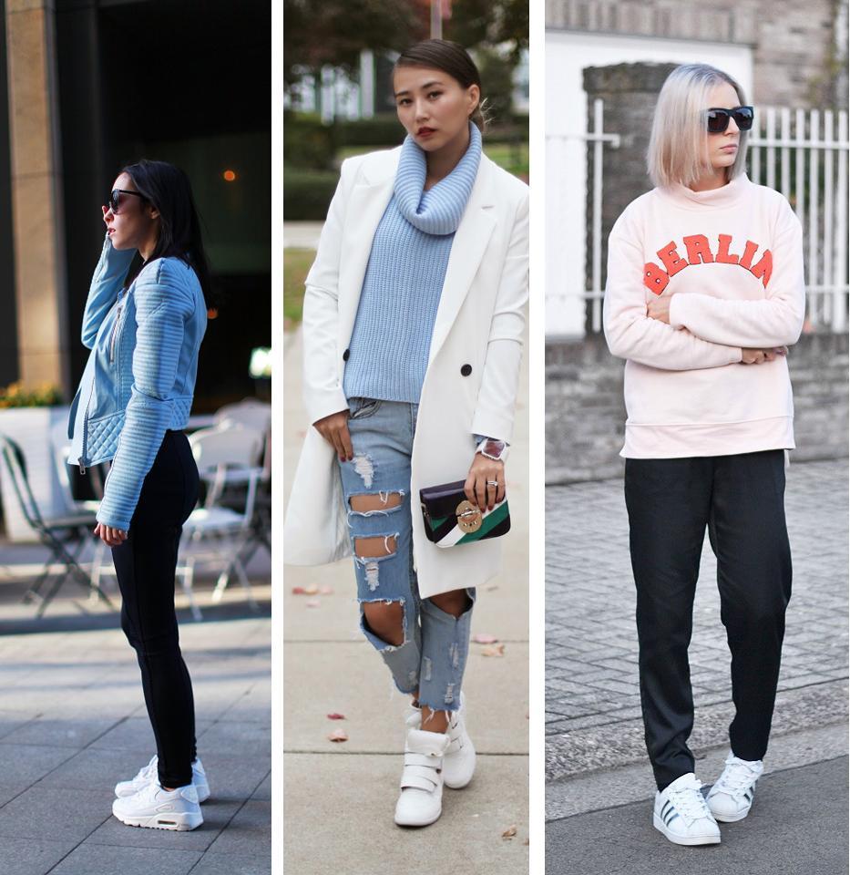 5 façons très stylées de porter ses « basket blanche » http://t.co/LlVefbYfCX http://t.co/pHjBlZIEhB