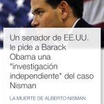 Importante saber #Argentina q senador @marcorubio además presidenciable USA es cubano-americano y conoce realidad LA http://t.co/wGfPheqZ32