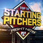 RT @Indians: #CoreyKluber #FaceofMLB   MT @MLBNetwork Rank the best SPs in the game w/ #Top10RightNow at 9pE on @MLBNetwork!