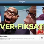 Minister of Sport Fikile Mbalula's Instagram habit has been getting out of hand. http://t.co/MtldoBfPLz http://t.co/b9NDqGXXan