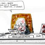 MOIR Cartoon on Murdoch, Abbott and Credlin.  #auspol  More Moir cartoons at http://t.co/IHlPB6Zp2o http://t.co/BxMCPSN2Dw