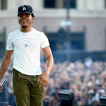 Looks like @chancetherappers debut album will feature Frank Ocean, J. Cole and Andre 3000: http://t.co/RUYqWMfB7T http://t.co/oem5BsVP1y