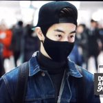 150130 ICN AIRPORT #MARK #GOT7 http://t.co/5yOqn9OGBU