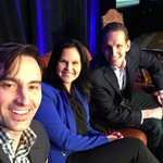 Shout out from the main stage at #MFSMS w/ @andrewdrainey & @ericacampbell http://t.co/wSrkimNDkl