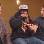 Marshawn Lynch showed a softer side when he and Gronk went on Conan in this hilarious segment! http://t.co/xlCckuL1r8 http://t.co/GSuiq7rWvl