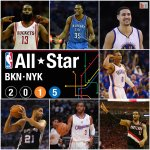 Your 2015 NBA All-Star Game Western Conference reserves! http://t.co/JCB6f3vXbw