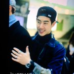 [PREVIEW] 150130 ICN #Mark #GOT7 #갓세븐 #마크 hide and seek^^ @mtuan93 http://t.co/LqKBEgRhPd