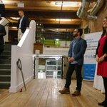 The partners kicking off the #tbgrandopening. @tbcoworking #KC #entrepreneurship http://t.co/okS4u8vJO6
