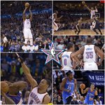 NEWS: Kevin Durant, Russell Westbrook named to 2015 Western Conference @NBAAllStar team. http://t.co/E26HhwpRu3