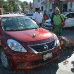 #Campeche: Mujer causa accidente en Av. Central; dos lesionadas. http://t.co/me6SLh6UWR http://t.co/KoSoBLJYAb