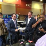 Catch all the NFL stars we saw on radio row in my live report on @kgun9 at 6 plus more #KatyPerry. #sb49onkgun9 http://t.co/PaUNuTgGAd