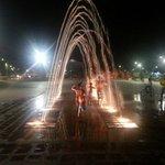 El parque 300 años...se convierte en paseo nocturno de las familias cucuteñas http://t.co/envKBAoprj