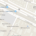 @BayAreaCommuter there may be closures at the intersection around Pioneer/Evelyn area. http://t.co/Sr9bEyOEd3