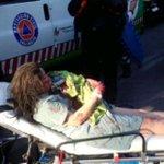 Mujer rescatada de los escombros con su bebé en #Cuajimalpa... http://t.co/x11ZS6pU4F (Una postal de amor y de vida) foto via @c4jimenez