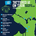 Hey Capitol Hill! Come sign the #Tattered12 at 10am tomorrow! Broadway & Pine at @SeattleCentral @jseattle #GoHawks http://t.co/xpDUnj7GNq