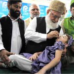 Beyond any politics we should eradicate Polio viy making it a cause. One voice of the Pakistan. #SehatKaIttehad http://t.co/DEmUG1IUwY