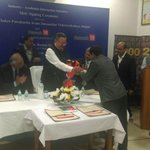 "RT @awasthis: ""@ChhattisgarhCMO: CM @drramansingh at MoU signing ceremony.   @ibnlive http://t.co/11msqpZdF8"" @ibnkhabar"