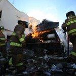 #Bitácora Explosión en #HospitalMaternoInfantil de Cuajimalpa http://t.co/S8LeHPq0ek