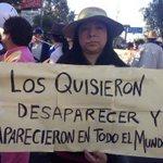 """@SEVENSCARS7: #YaMeCanse29 desde Xochimilco, apoyo a Ayotzinapa http://t.co/lZYifKPJgZ"""
