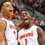 Big win for Buckeyes. Ohio St routs No. 16 Maryland, 80-56. DAngelo Russell steals the show: 18 Pts, 14 Reb, 6 Ast http://t.co/Sz5RhOW3gN