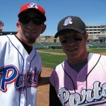 """Little League photo? """"@RFWill149: Baby Face #SeanDoolittle says vote him as #FaceofMLB @EireannDolan @whatwouldDOOdo http://t.co/7tVH5LXLrP"""""""