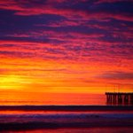 Well Done Venice, Well Done #sunset #beauty #beach #nofilter #gorgeous #today #VeniceBeach #raulmanuel #photography http://t.co/M06l1jEShy