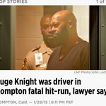 Of all people why did it have to be Suge Knight? I would say free Suge Knight but that nigga need to stay in there http://t.co/1x2X4KKcC1