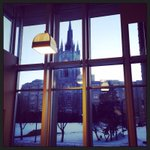 #WesternU Photo of the Day: Warm & toasty inside view of Middlesex College, captured by @ritakkkk on Instagram #potd http://t.co/4y6JOPzZAG