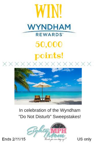 #Win 50,000 @WyndhamResort Reward Points-good for free hotel stays & more! 2/11 #ad http://t.co/YitJVG5SLX #travel http://t.co/rzcAeDJ0li