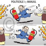 "RT ""@MANJULtoons: BJP deputes @arunjaitley to oversee Delhi campaign. My #cartoon http://t.co/ZkEH3wVm1O"""