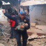 Policía rescata a bebé en escombros e impacta en redes sociales - http://t.co/95ddgTyRKm http://t.co/PLhl3b2XwR
