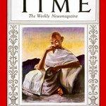 5th Jan 1931 Times Person Of the Year Mahatma Gandhi. #HeyRam The world accepts Gandhi as the Mahatma... http://t.co/9TqnYDj7FD