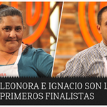 RT Ignacio y Leonora son los primeros finalistas de #MasterChefChile http://t.co/QC232Bz3ze