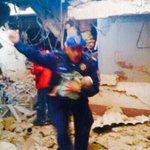 Bebé rescatado por policía en el #HospitalMaternoInfantil es la tercera víctima mortal: @A_Ahued http://t.co/gWD4UPxnhI