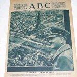 Mira cómo ensalzaba a Hitler el periódico fascista  que hoy ataca a Diosdado http://t.co/BczSlouOOZ