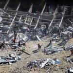#Fotogalería Entre escombros, cuerpos de auxilio trabajan en #HospitalMaternoInfantil http://t.co/RL619KDr4W http://t.co/JkTt1huMWW