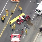 Street racing crash on PCH leaves 2 high school students dead, 2 others injured http://t.co/2h325bS8LV http://t.co/jKRWmFWc1c