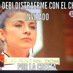 """@LinkinCarito: Jajajajaa la cara de pica de la Alejandra lo dice todo #MasterChefSemifinal @MasterChefChile http://t.co/h4ZAMchuxp"""